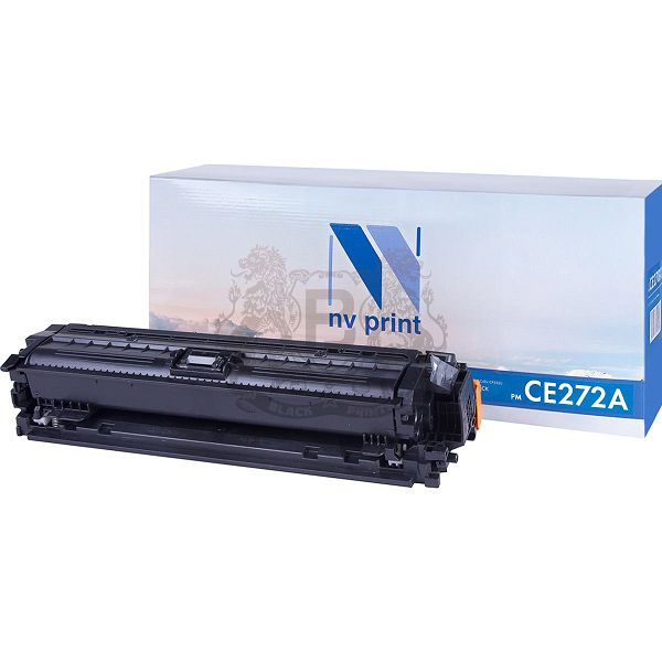 Картридж NV Print CE272A Yellow
