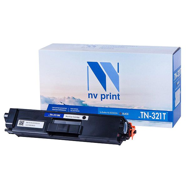 Картридж NV Print TN-321T Black