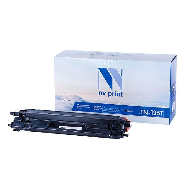 Картридж NV Print TN-135T Black