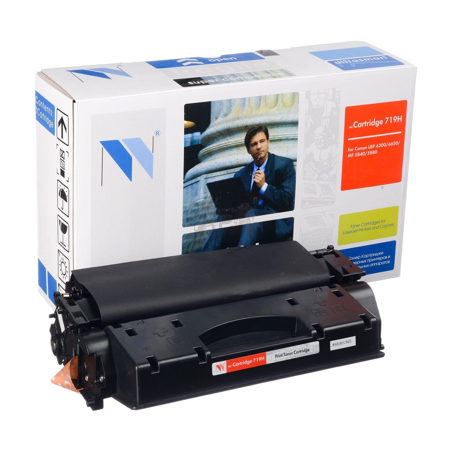 Canon 719H для LBP 6300dn/6650dn/MF5840dn/5880dn (6400стр)