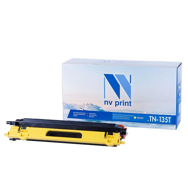 Картридж NV Print TN-135T Yellow