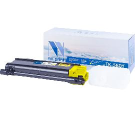 Картридж NV Print TK-580 Yellow