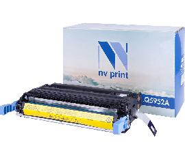 Картридж NV Print Q5952A Yellow