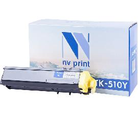 Картридж NV Print TK-510 Yellow