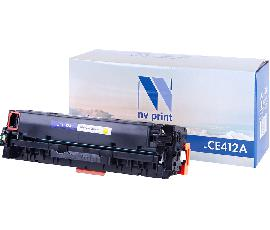 Картридж NV Print CE412A Yellow