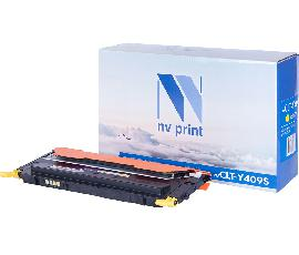 Картридж NV Print CLT-Y409S Yellow