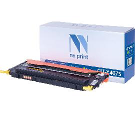 Картридж NV Print CLT-Y407S Yellow