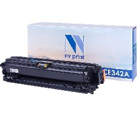 Картридж NV Print CE342A Yellow