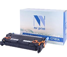 Картридж NV Print Q7582A Yellow